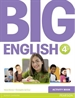 Portada del libro Big English 4 Activity Book