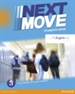 Front pageNext Move Spain 3 Students' Book/Students Learning Area/Blink Pack