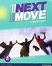 Portada del libro Next Move Spain 4 Students' Book/Students Learning Area/Blink Pack