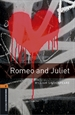 Portada del libro Oxford Bookworms 2. Romeo and Juliet MP3 Pack