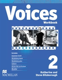 Books Frontpage VOICES 2 Wb Pk Eng