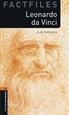 Portada del libro Oxford Bookworms 2. Leonardo Da Vinci MP3 Pack