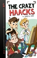 Portada del libro The Crazy Haacks y el enigma del cuadro (Serie The Crazy Haacks 4)