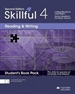 Portada del libro SKILLFUL 4 Read&Writing Sb Prem Pk 2nd