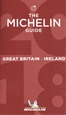 Portada del libro The MICHELIN guide Great Britain & Ireland 2018