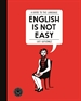 Portada del libro English is not easy