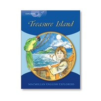 Portada del libro Explorers 6 Treasure Island New Ed