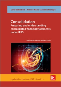 Portada del libro Consolidation. Preparing and Understanding Consolidated Financial Statements under IFRS