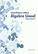 Front pageCuestiones sobre álgebra lineal