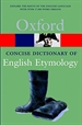 Portada del libro The Concise Oxford Dictionary of English Etymology