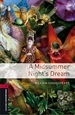 Portada del libro Oxford Bookworms 3. Midsummer Nights Dream MP3 Pack