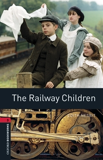 Portada del libro Oxford Bookworms 3. The Railway Children MP3 Pack