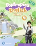 Portada del libro Poptropica English Islands 4 Pupil's Book Andalusia + 1 code