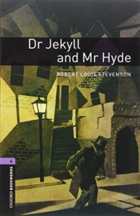 Books Frontpage Oxford Bookworms 4. Dr. Jekyll and Mr Hyde MP3 Pack