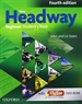 Portada del libro New Headway 4th Edition Beginner. Student's Book + Workbook with Key Audio Pack