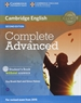 Portada del libro Complete Advanced Student's Book without Answers with CD-ROM 2nd Edition