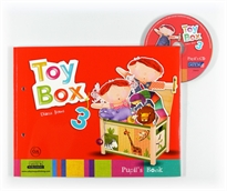 Books Frontpage Toy Box 3. Preschool. Pupil's book