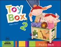Books Frontpage Toy Box 2. Preschool. Pupil's book