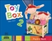 Portada del libro Toy Box 2. Preschool. Pupil's book