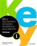 Portada del libro Key to Bachillerato 1. Workbook