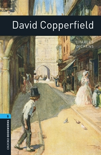 Portada del libro Oxford Bookworms 5. David Copperfield MP3 Pack