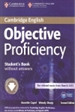Portada del libro Objective Proficiency Student's Book without Answers with Downloadable Software 2nd Edition