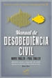 Portada del libro Manual de desobediència civil