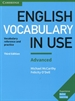 Portada del libro English Vocabulary in Use: Advanced Book with Answers 3rd Edition