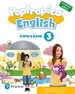 Portada del libro Poptropica English 3 Pupil's Book Andalusia + 1 code