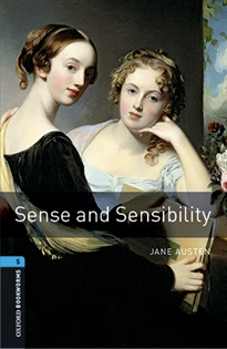 Portada del libro Oxford Bookworms 5. Sense & Sensibility MP3 Pack