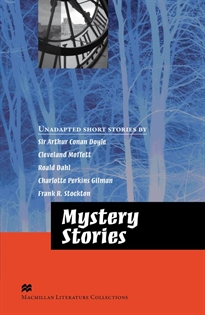 Books Frontpage MR (A) Literature: Mystery Stories