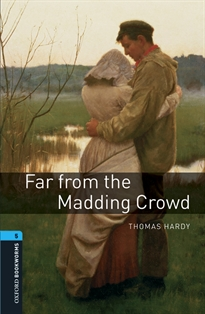 Portada del libro Oxford Bookworms 5. Far From the Madding Crowd MP3 Pack