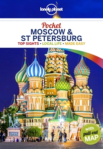 Books Frontpage Pocket Moscow & St Petersburg 1