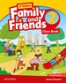 Portada del libro Family and Friends 2nd Edition 2. Class Book Pack