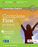 Portada del libro Complete First for Schools Student's Book without Answers with CD-ROM with Testbank