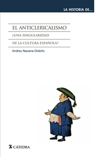 Books Frontpage El anticlericalismo