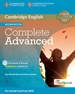 Portada del libro Complete Advanced Student's Book without Answers with CD-ROM with Testbank 2nd Edition