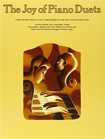 Books Frontpage JOY OF PIANO DUETS