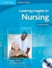 Front pageCambridge English for Nursing Pre-intermediate Student's Book with Audio CD