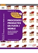 Portada del libro Cos de Professors d'Ensenyament Secundari. Processos i Productes en Fusta i Moble Vol. III.