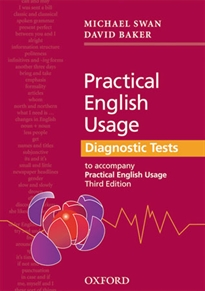 Books Frontpage Practical English Usage: Diagnostic Test Pack