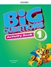 Portada del libro Big Questions 1. Activity Book