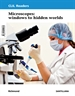 Portada del libro Clil Readers Level III Pri Microscopes. Windows To Hidden Words