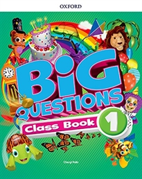 Books Frontpage Big Questions 1. Class Book