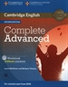 Portada del libro Complete Advanced Workbook without Answers with Audio CD 2nd Edition