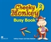Portada del libro CHEEKY MONKEY 2 Busy Book