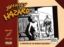 Portada del libro Johnny Hazard 1948-1950