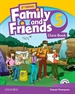 Portada del libro Family and Friends 2nd Edition 5. Class Book Pack. Revised Edition
