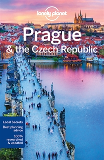 Books Frontpage Prague & the Czech Republic 12