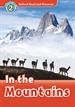 Portada del libro Oxford Read and Discover 2. in the Mountains in the Mountains MP3 Pack
